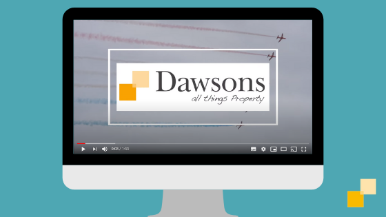 Dawsons Airshow video image for blog