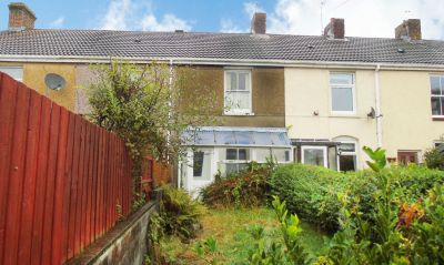 4 Dyfatty Terrace, Burry Port, Llanelli