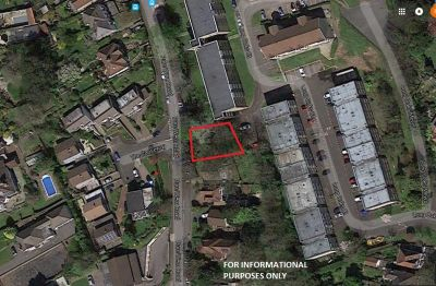 Land adjacent to 54 Parc Wern Road, Sketty, Swansea