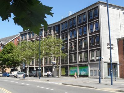 Ref. 201 - 3rd Floor - East Wing, Grove House, Grove Place, Swansea, SA1 5DF