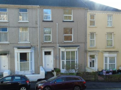 Second floor flat, 147 Bryn Road, Brynmill, Swansea