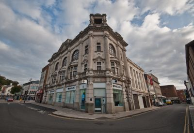 Ref. 212 - Office Suites, Mond Buildings, Union Street, Swansea, SA1 3DN
